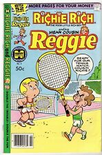 Richie Rich and His Mean Cousin Reggie #2, Very Fine Condition*