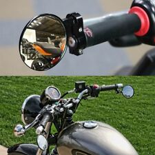 "FOLDABLE Motorcycle 7/8"" Handle Bar End Side Mirrors For Yamaha FZ-09 FZ-07 FZ6N"