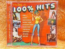 100% HITS VOLUME 27(CHER,REGURGITATORFAITH HILL,BRANDY) C.D.NEW