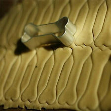 Cute Dog Bone Shape Novelty Cookie Cutter Fondant Biscuit Baking Mold Cake Mould