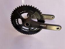 SRAM RED 22 11-Speed GXP Carbon Road Bike Crankset 52/36t. 110 BCD. 175mm.