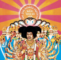 The Jimi Hendrix Experience : Axis: Bold As Love CD (2012) ***NEW*** Great Value
