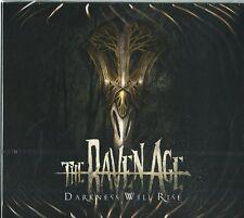 THE RAVEN AGE DARKNESS WILL RISE CD DIGIPACK NUOVO SIGILLATO