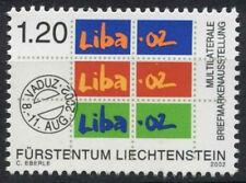 Liechtenstein 2002 SG#1273 Liba Stamp Exhibition MNH #D2048