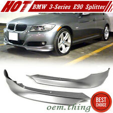 IN STOCK USA Painted BMW E90 3-Series Facelift Front Lip Splitter Spoiler #354