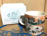2019 Moomin Valley Park [Limited] Arabia Mug New, unused From Japan