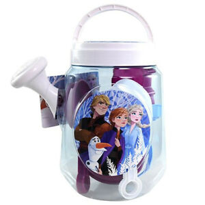 Disney Frozen 2 Watering Can Set with 6 Sandbox Toys