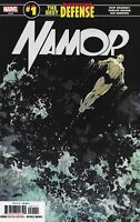 Namor Comic Issue 1 The Best Defense Modern Age First Print 2019 Zdarsky Magno