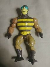 Vintage He-Man Villain (Buzz Off )Bee Man 1983 MOTU Action Figure no accessories