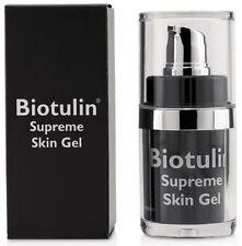 BIOTULIN Supreme Skin Gel Facial Lotion Reduces Wrinkles Anti Aging 15 ml 0.5 oz