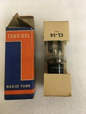 NOS NIB Tung-Sol 80 Rectifier Tube