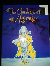 The Clandestine Marriage, Theatre Programme 1995. The Queen's Stoll Moss Theatre
