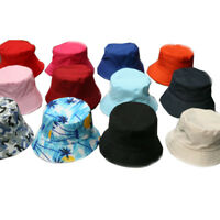 Bucket Hat Boonie Hunting Fishing Outdoor Camping Travel Summer Cap Cotton Blend