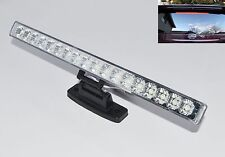 Universal Red 18 LED Car Third Brake Reverse Tail Lamp Turn Signal Light Bar New