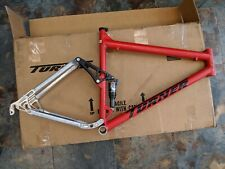 "26"" Turner O2 (Flux precursor) Full Suspension MTB Frame XL"