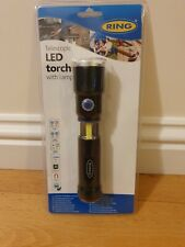 Ring Telescopic LED Torch with Lamp - RT5195