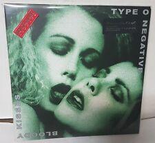 Type O Negative Bloody Kisses Black Vinyl LP Record new
