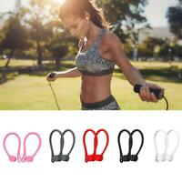 1Pair Silicone Anti-Lost Ear Hooks Strap Holder For Wireless Earphone Earbuds ZD