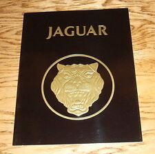 Original 1979 Jaguar XJ6 and XJ12 Deluxe Sales Brochure 79