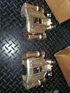1994-2004 OEM Ford Mustang Cobra Rear Calipers w caliper Bracket L&R Pair nos