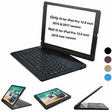 backlit  bluetooth keyboard for iPad 9.7 the new ipad air folio cover case  E13