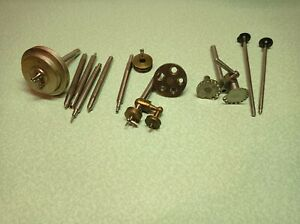 PARTS FOR WATCHMAKERS LATHE BOLEY
