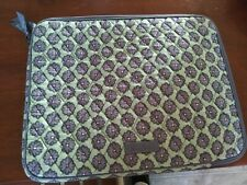 Vera Bradley 15' Laptop Sleeve Case Cover in  Floral