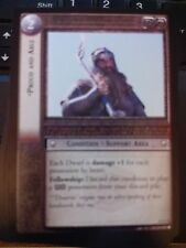 Lord of the Rings CCG Black Rider 12U12 Proud and Able LOTR TCG NrMInt-Mint