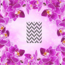 Ornament Pattern - 27, Airbrush Nail Stencil self-adhesive