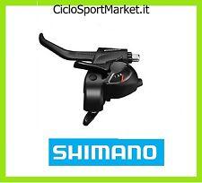 Palanca SHIMANO Comando+Freno 3 Velocidad Cables Cambio incluido bici MTB