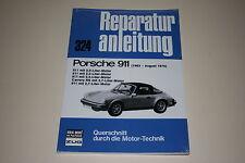Reparaturanleitung Porsche 911 2,0 / 2,2 / 2,4 / 2,7 / 2,7 RS von 1963 - 1975