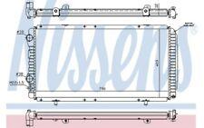 NISSENS Radiador Para PEUGEOT BOXER CITROEN JUMPER FIAT DUCATO 61390A