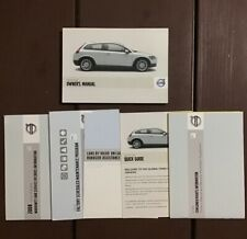 2008 Volvo C30 Owners Manual OEM Free Shipping