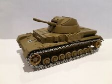 Solido 1/50, Panzer IV Kugelblitz - Allemand WW2, prototype de guerre