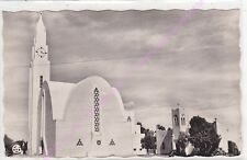 CPSM  ALGERIE COLOMB BECHAR La cathédrale Edt SIRECKY