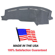 Ford F250 Super Duty 1999-2004 Gray Carpet Dash Board Cover Mat Custom FO56-0