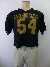mens Southern Indiana Screaming Eagles #54 blk football mesh 1/2 Jersey XL Large