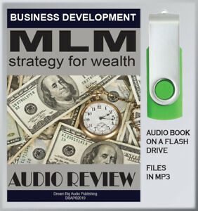 MLM STRATEGY Crash Audio Course on a flash drive, MP3 files