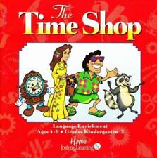 The Time Shop Pc Cd children learn clock weather seasons language enrichment!