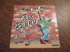 45 Tours Jive Bunny & The mastermiers - Swing the mood - Glen miller medley