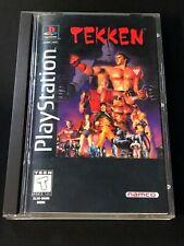 Tekken (Sony PlayStation 1, 1995) Complete