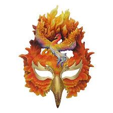 Firebird Phoenix Mask Wall Plaque Sculpture Gatsby - WE SHIP WORLDWIDE
