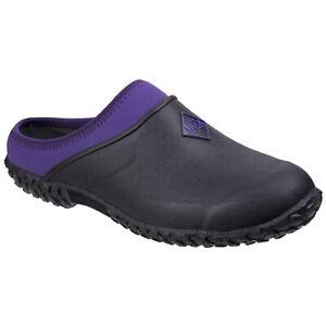 Muck Boots Muckster II Women's Clog Waterproof Neoprene Gardening Slip On Shoes