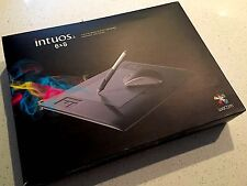 Wacom INTUOS3  6x8 MEDIUM PTZ-630 TABLET Wireless PEN Mouse + Adobe PhotoShop CD