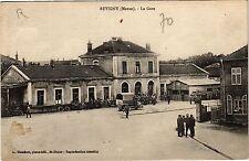 CPA  Revigny (Meuse) - La Gare (178612)