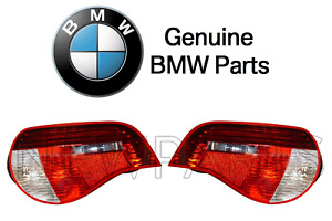 For BMW E85 E86 Z4 2006-2008 Pair Set of 2 Rear Tail Lights Lamp Genuine