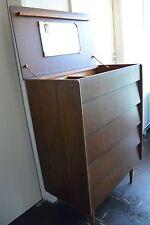 Rare Stunning Avalon Yatton Beehive Dressing chest with original mirror.