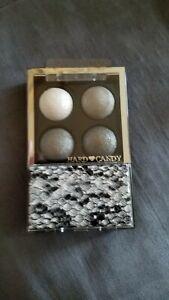 Hard Candy Mod Quad Baked Eye Shadow Smoke & Mirrors Sealed Eyeshadow Pallette