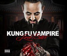 Kung Fu Vampire 'Love Bites' CD (Autographed)