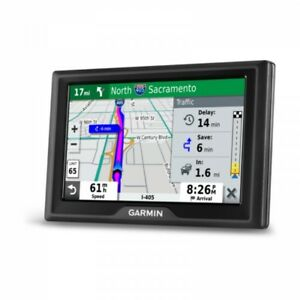 """Garmin Drive 52LM 5"""" GPS Navigator with US and Canada Maps 010-02036-06"""